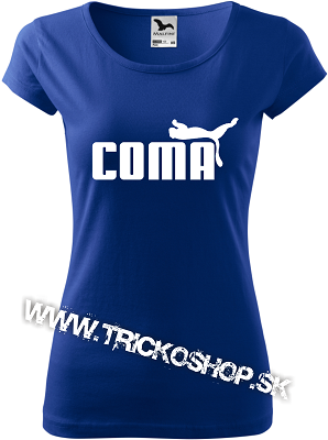 6a44e8ad2e9d Dámske tričko Coma