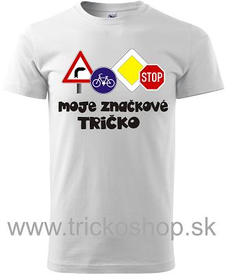 e576038d2958 Pánske tričko Značkové