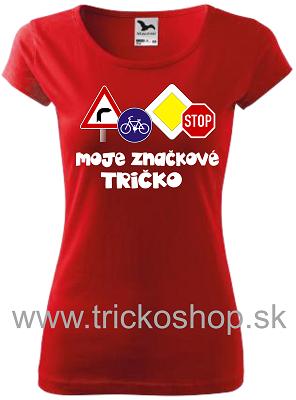 ac09848f65c8 Značkové dámske tričká