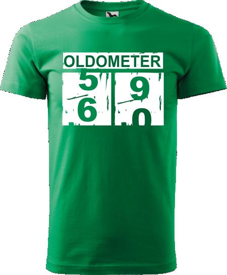 4d4eb50aa06c Pánske tričko OLDOMETER 60